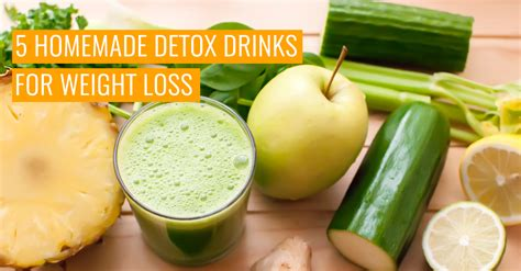 Happy Bodies Detox Cocktail by 5 Simple Detox Drinks For Weight Loss The Happy