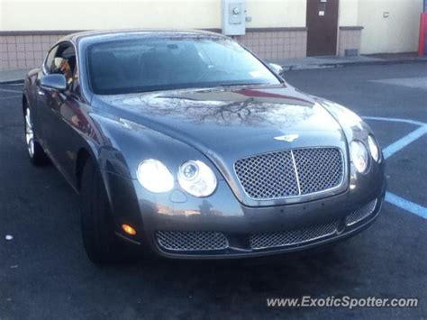 bentley brooklyn bentley continental spotted in brooklyn united states on