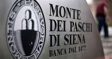 crisi banche italiane crisi mps fiducia svanita in soluzione di mercato