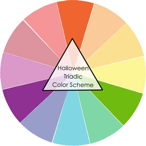 triadic color scheme 35 best images about color schemes on pinterest color