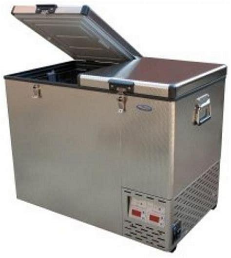 Freezer National national 95ltr fridge freezer stainless steel 163 1 957 00 chest fridge freezer engel waeco