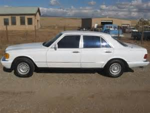 1982 Mercedes 300sd Buy Used 1982 Mercedes 300sd Turbo Diesel Excellent