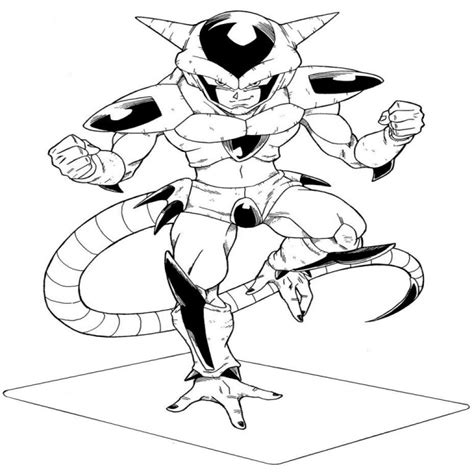 Imagenes Cool De Dragon Ball | dibujos para colorear de goku cool dibujos pinterest