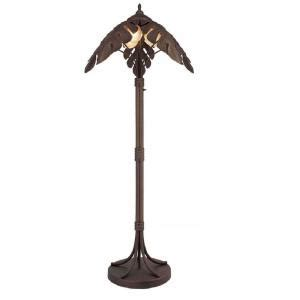 home depot outdoor post lighting bel air lighting 3 light palm tree outdoor post light