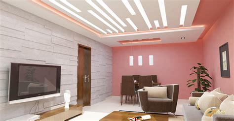 Living Room False Ceiling Residential False Ceiling False Ceiling Gypsum Board Drywall Plaster Gobain