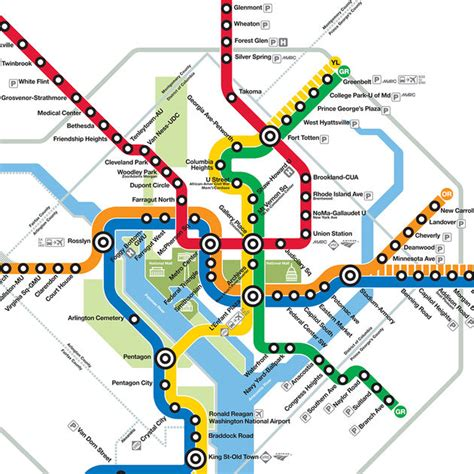 washington dc map store dc metro map on the app store