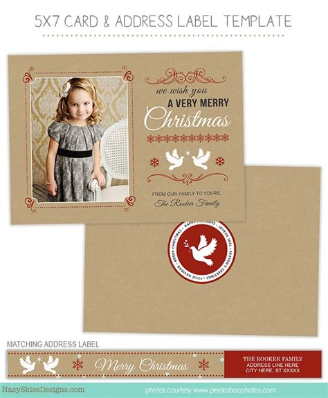 millers card template 134 best templates for photographers images on
