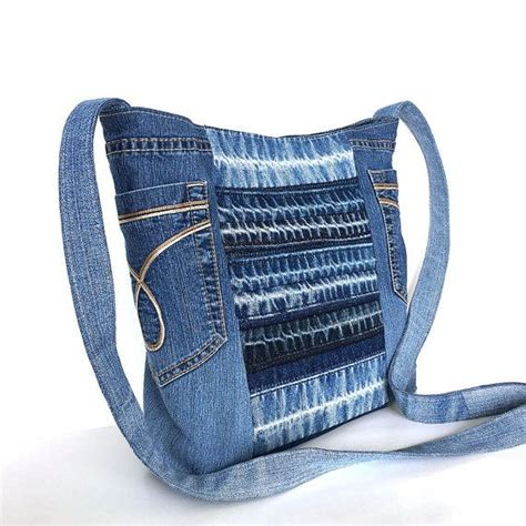 Denim Bag 1000 ideas about blue jean purses on jean