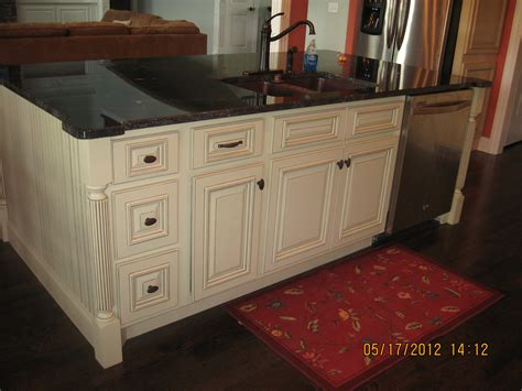 kitchen islands with sink and dishwasher two tier island with sink and dishwasher would prefer the second interior designs
