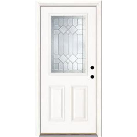 Half Door Home Depot by Feather River Doors 33 5 In X 81 625 In Mission Pointe