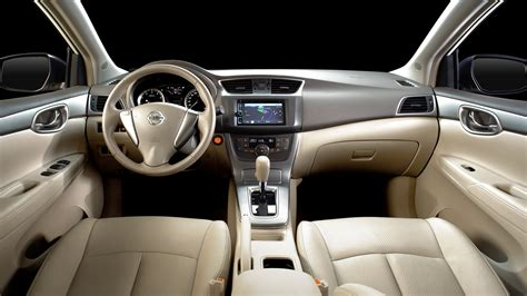 nissan sylphy car interior design philippines