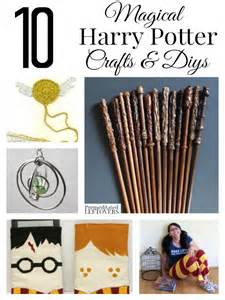 Harry potter fan in your life here are 10 magical harry potter crafts