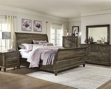 bedroom packages traditional bedroom set calistoga by magnussen mg b2590 52set