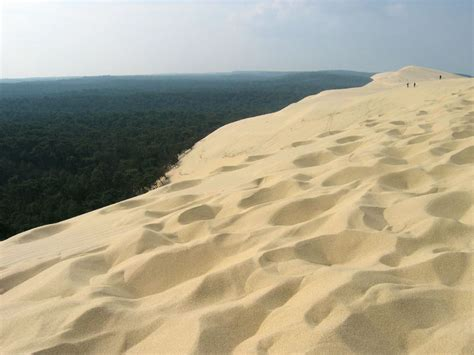 dune dune 1 spanish dune de pilat 2 horizon a photo from aquitaine west trekearth