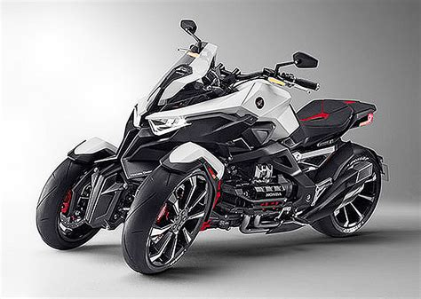 Www Honda Motorcycle 2016 New Honda Neowing Lmw Concept Photos Details