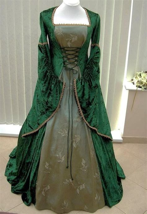 pattern medieval dress renaissance clothing for women hih greathall medieval