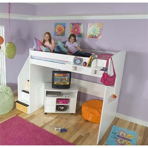 Berg Bunk Bed Berg Loft Bed Selections With Optional Features Homesfeed