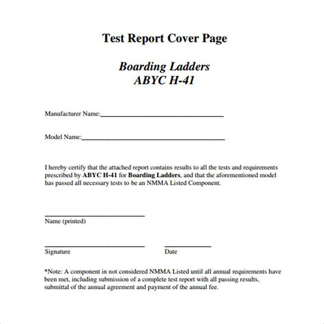 quiz templates for pages sle report cover page 11 documents in pdf