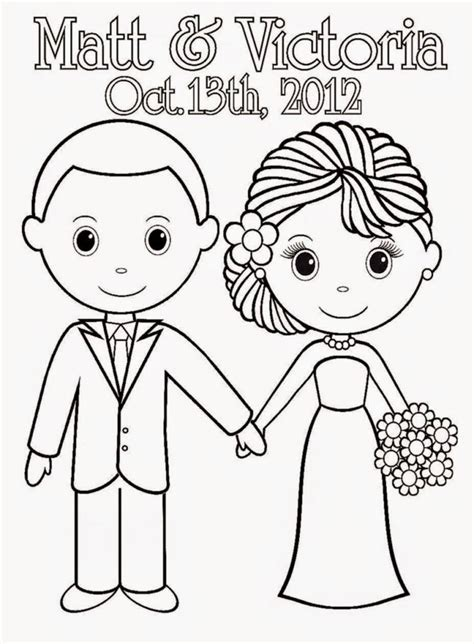 wedding coloring pages free 10 ways coloring books and weddings go in