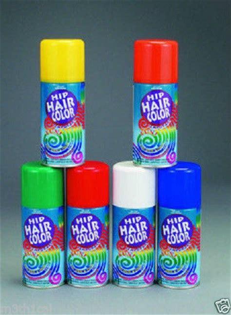 Jual Temporary Hair Color Spray by Temporary Hairspray Hair Spray Dye Color Can Makeup