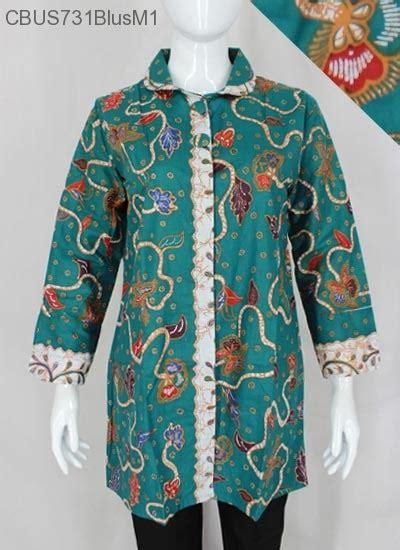 Blus Katun Motif Bunga Murah sarimbit blus katun motif bunga blus lengan panjang