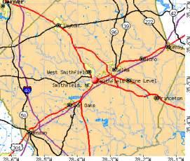 smithfield carolina map smithfield carolina nc 27577 profile population