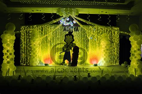 krishna themes com aicaevents krishna theme birthday party decorations