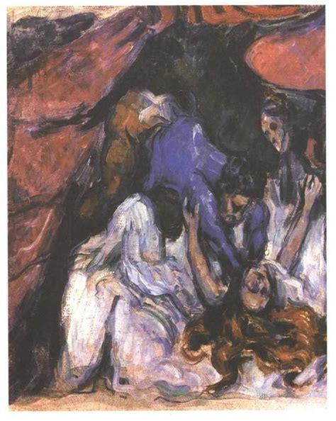 interpreting cezanne paul c 233 zanne paintings artwork gallery in chronological order
