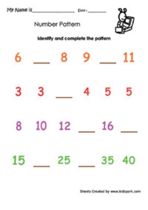 pattern writing worksheets for lkg number writing worksheet for grade 2 english kindergarten