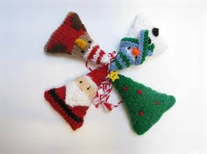 12 knitting patterns for christmas