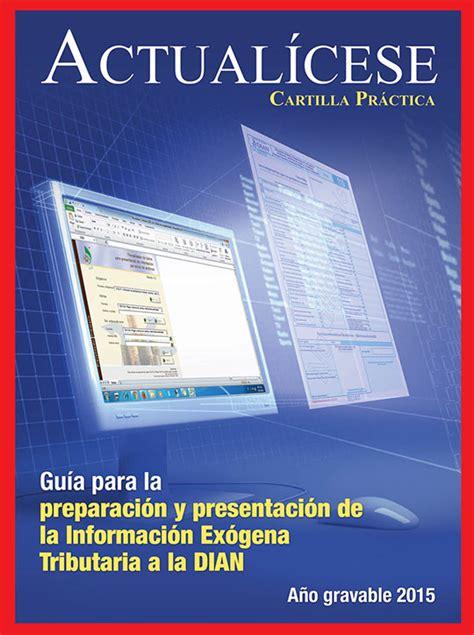 cartilla 2015 persona juridica cartilla pr 225 ctica blog oro