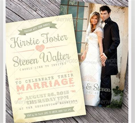 invitation templates for photoshop 45 beautiful wedding invitation psd templates photoshop