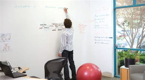 idea wall paint idea paint turn your whole home into a big white board