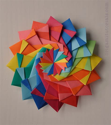 Different Origami - free coloring pages origami festival origami