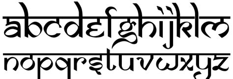 dafont hindi the best desi english font samarkan typography