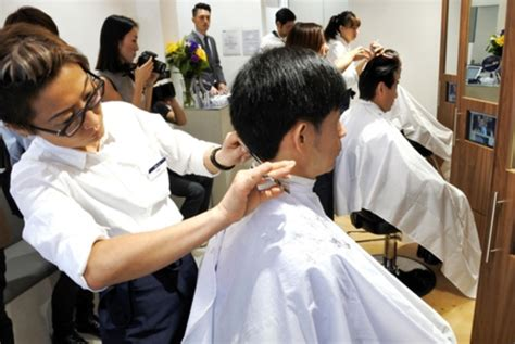 qb house haircut review hongkong japanese express barber chain opens 1st shop in n y