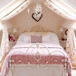 girly beds pink and girly country bedroom childrens room decorating ideas housetohome co uk