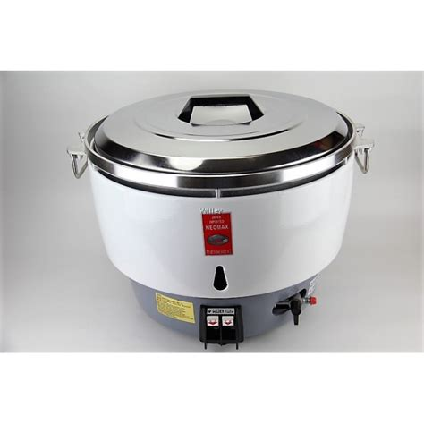 Rice Cooker Pakai Gas golden fuji gas rice cooker 10lt