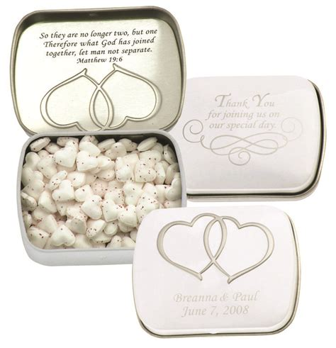 Wedding Favors With Bible Verses by 8 Best Images About Wedding Favors On