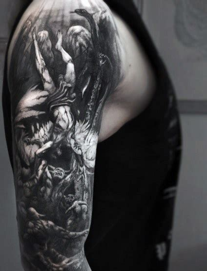 dark tattoo designs for men 50 tattoos for design ideas