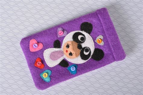 madeheart gt beautiful handmade textile phone