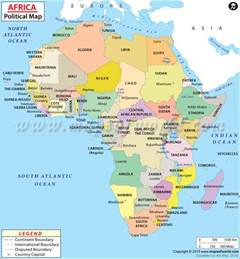 africa map answers political map of africa quiz