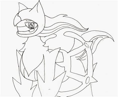 pokemon coloring pages of arceus pokemon arceus coloring pages images pokemon images