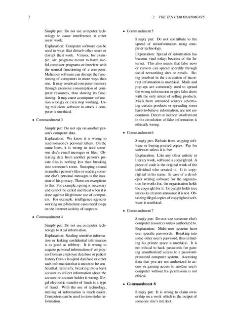 how to write ethics paper how to write a computer ethics paper