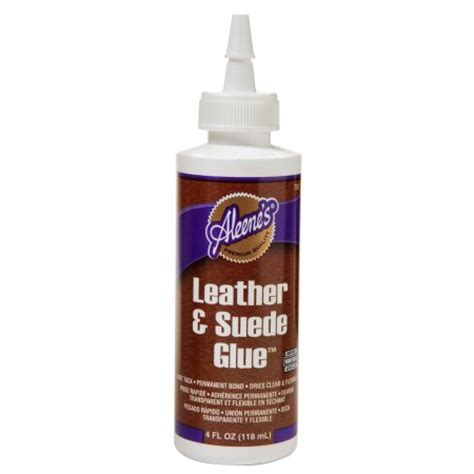 Leather Glue For aleene s 73 2 aleene s leather suede glue 4oz