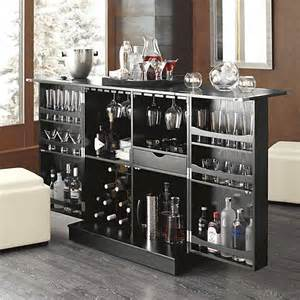 Parker Spirits Cabinet Steamer Bar Cabinet Crate And Barrel
