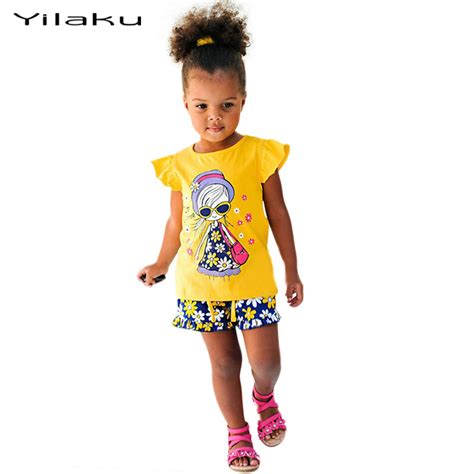 kids clothing canada boys girls clothing toddler girls clothing sets cartoon kids clothes tops