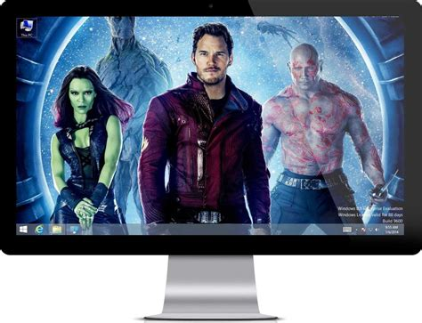 galaxy themes win7 guardians of the galaxy windows 7 theme