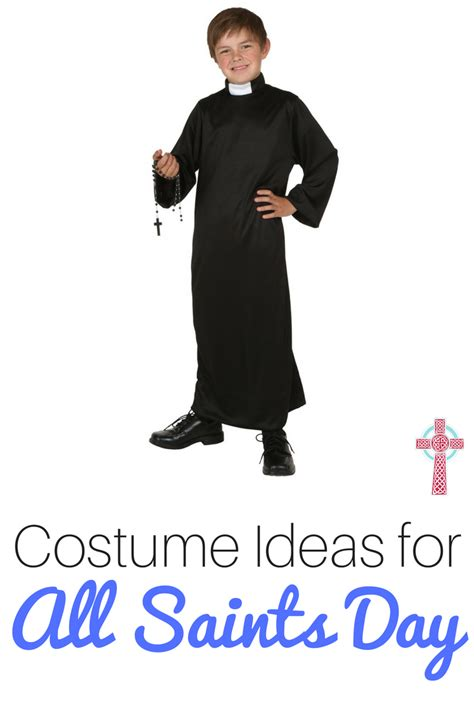 st s day simple costume ideas for all saints day