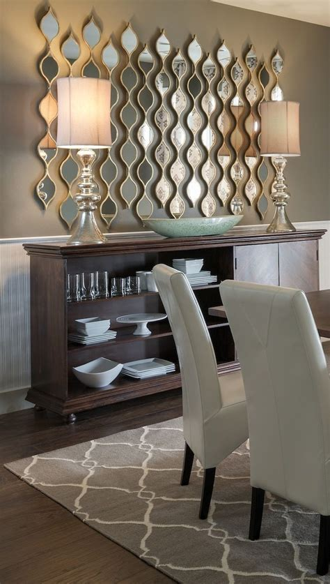 wall accents  dining room